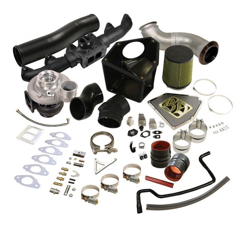 BD Diesel 1045725 Rumble B Turbo Kit, S467 1.10 A/R - Dodge 2007.5-2009 6.7L Dodge 2007-2009 6.7L 6-Cyl