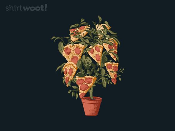 Pizza Plant T Shirt