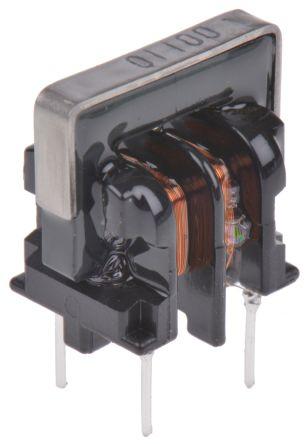 KEMET 10 mH 100 mA Common Mode Choke 8Ω (10)