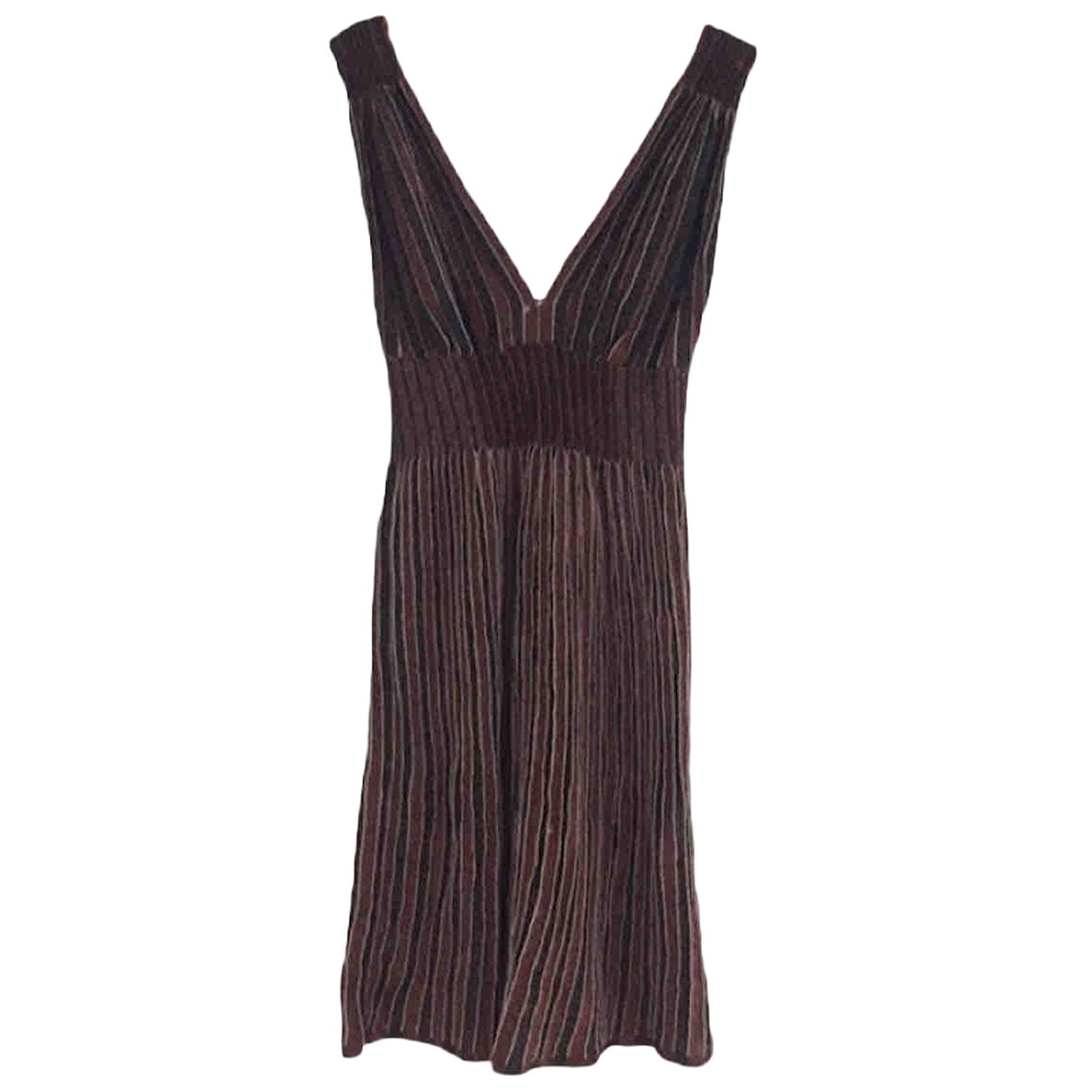 M Missoni \N Metallic dress for Women 42 IT