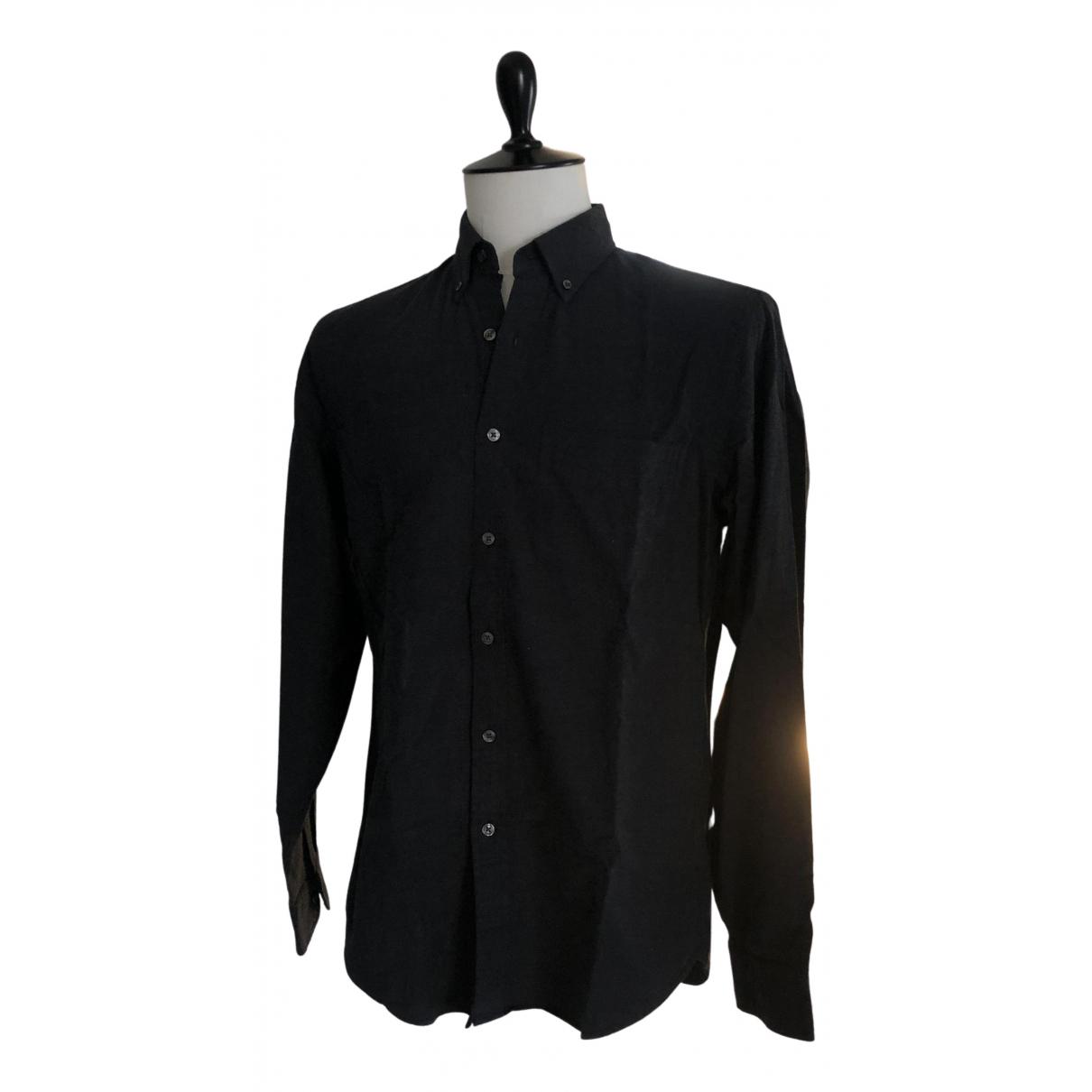 J.crew - Chemises   pour homme en coton - anthracite