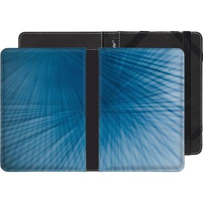 tolino shine 2 HD eBook Reader Huelle - Blue Lines von Joy StClaire