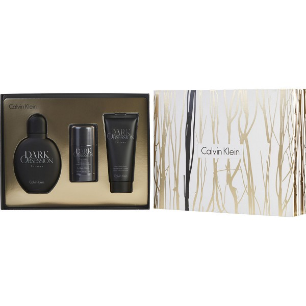 Dark Obsession - Calvin Klein Estuche regalo 100 ML