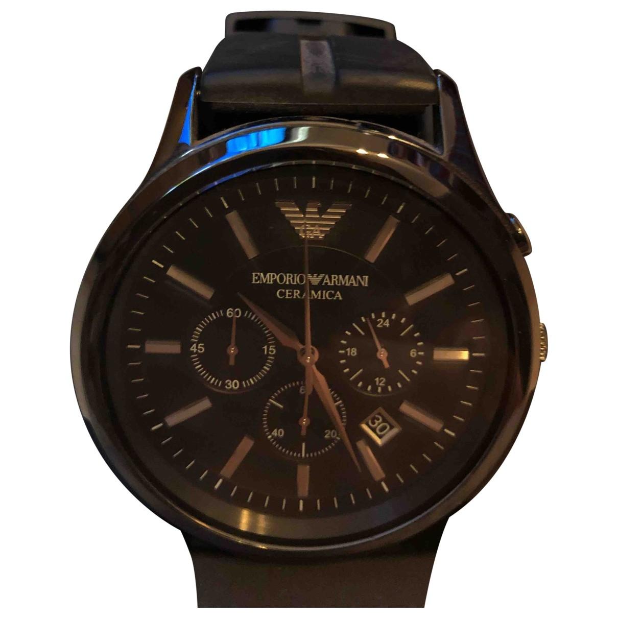 Relojes Emporio Armani