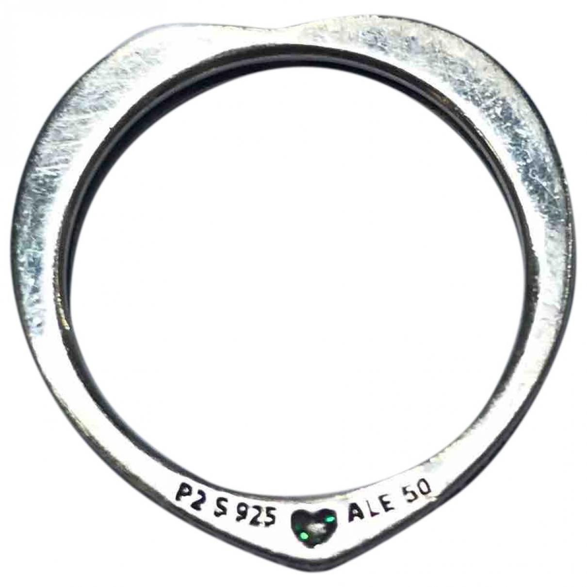 Pandora \N Ring in  Silber Silber