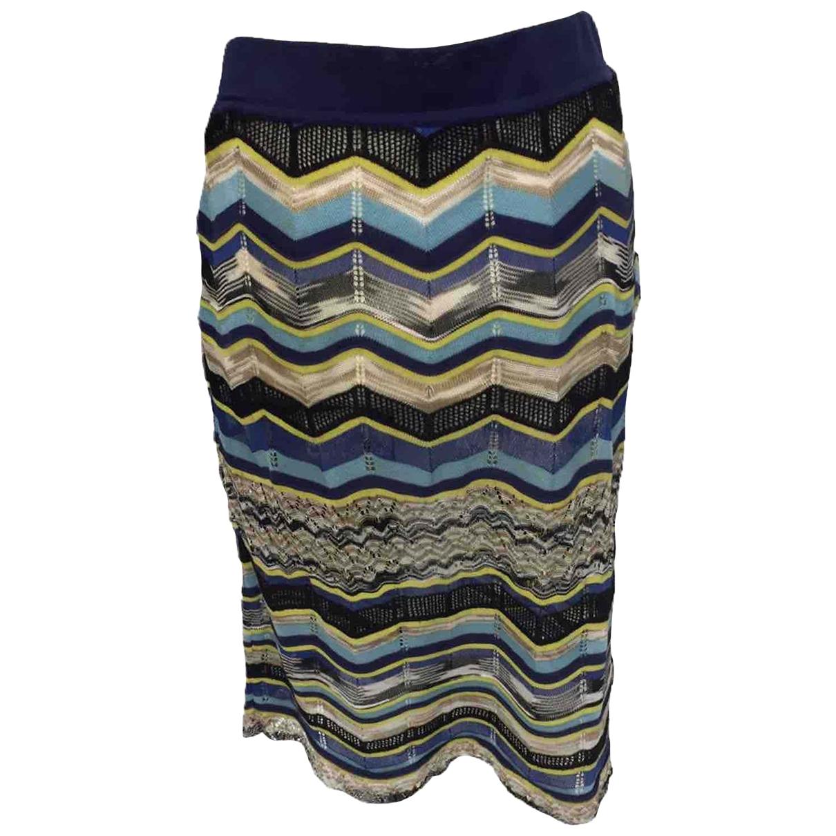 Missoni \N Multicolour skirt for Women 44 IT