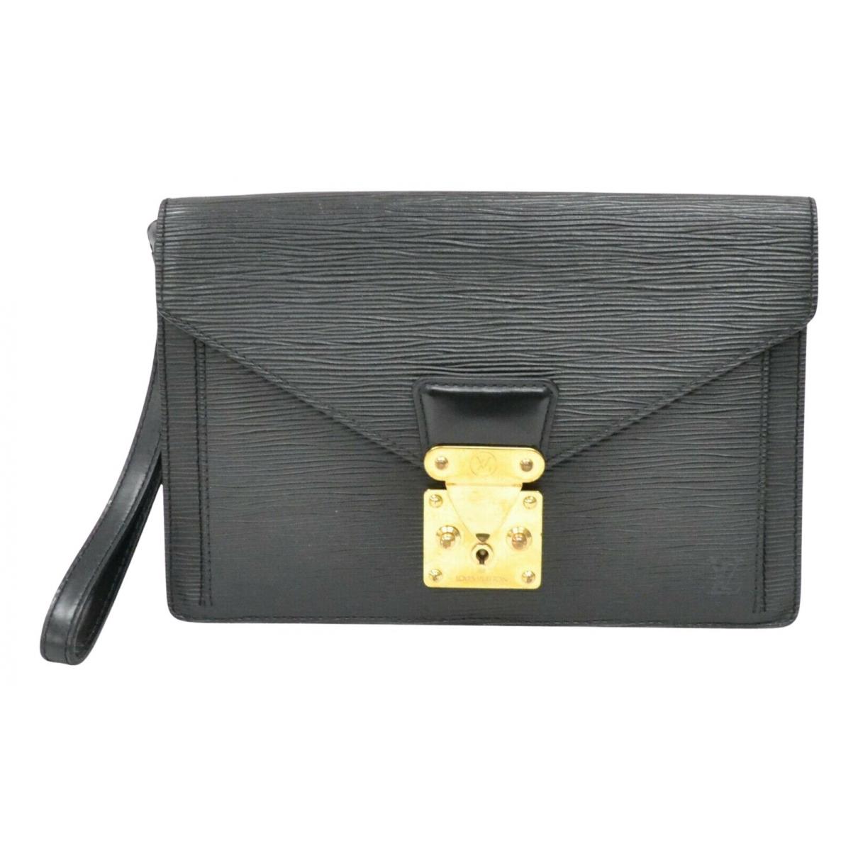 Pochette Sellier de Cuero Louis Vuitton