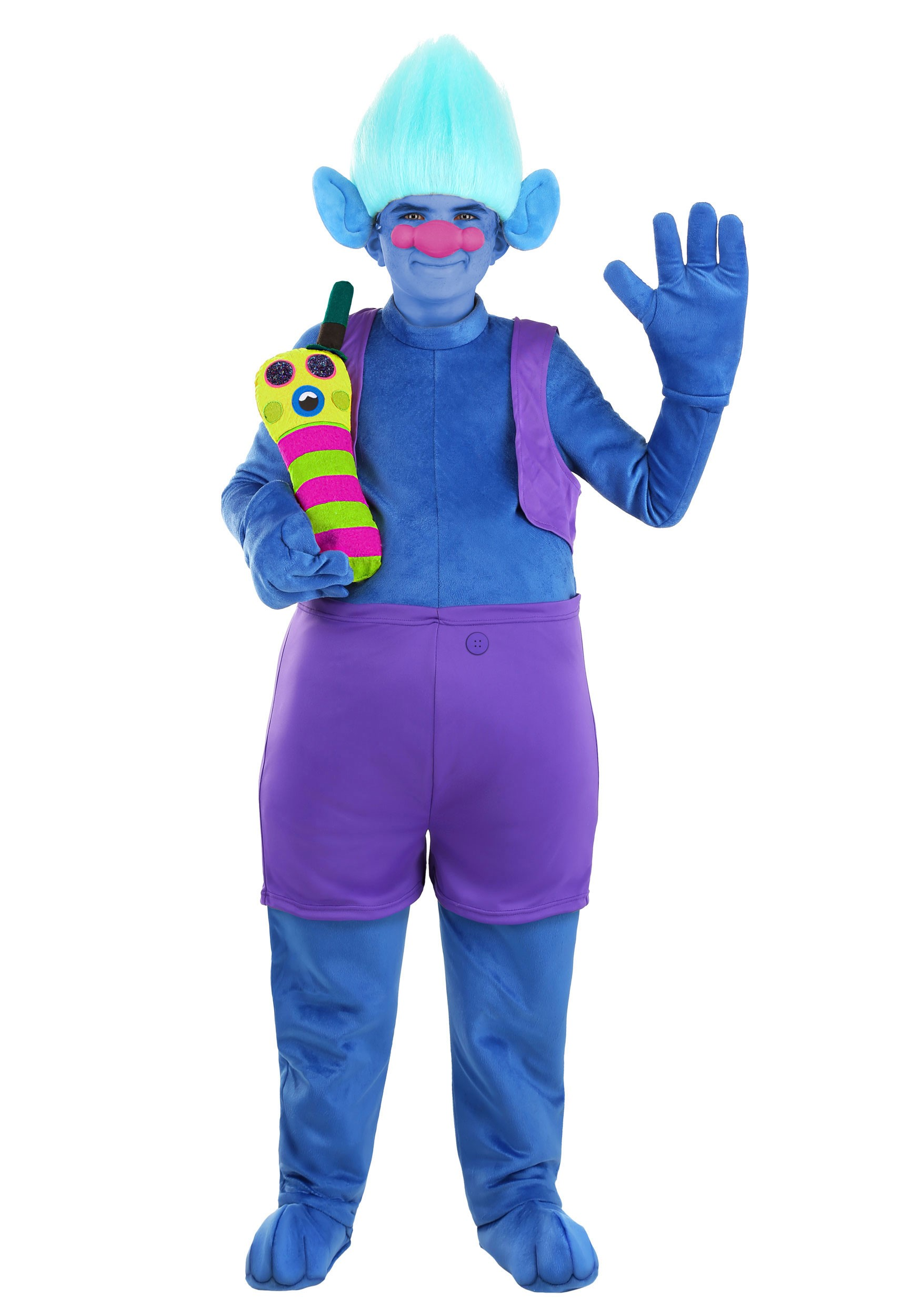 Biggie Costume from Trolls for Boys