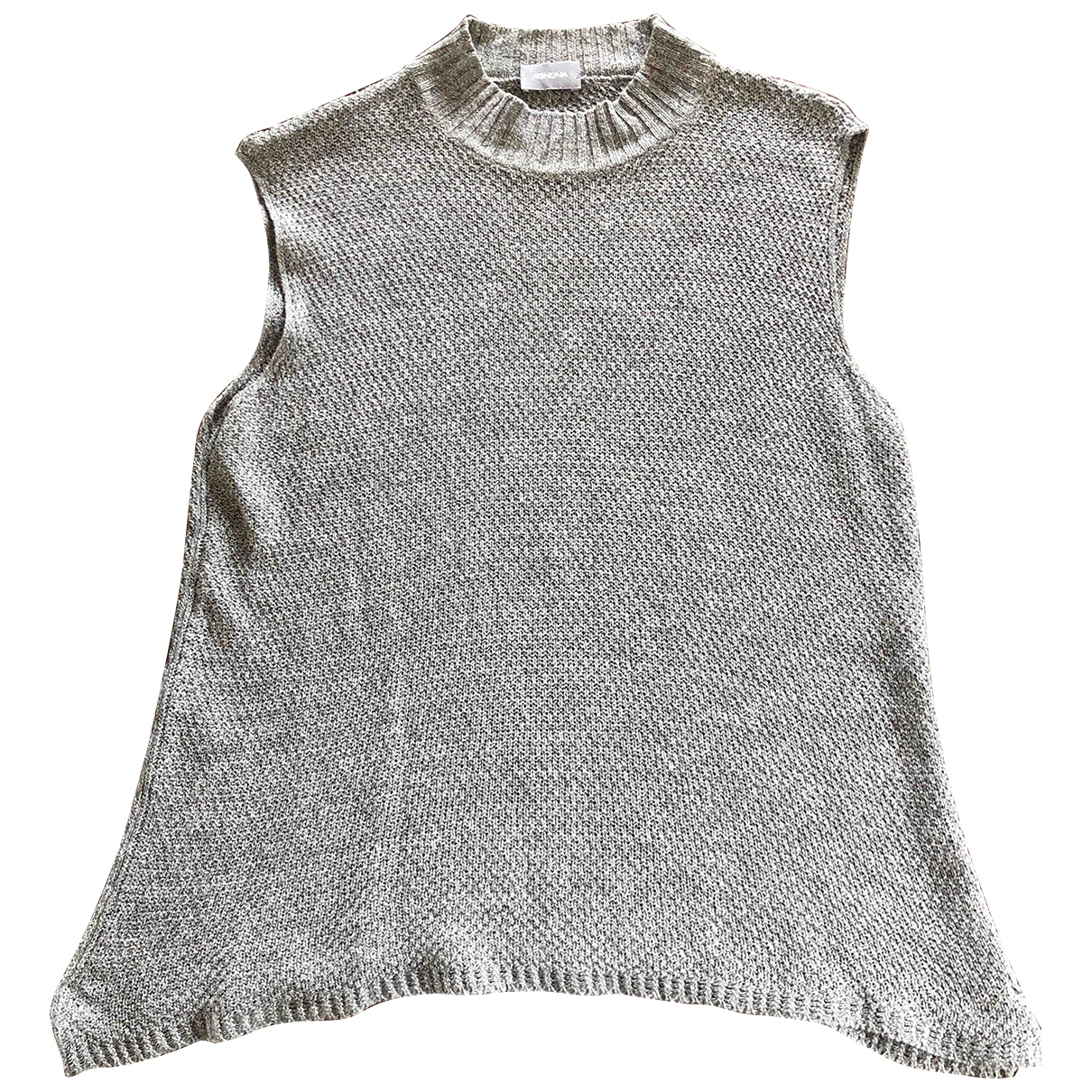Agnona \N Grey Cotton  top for Women M International