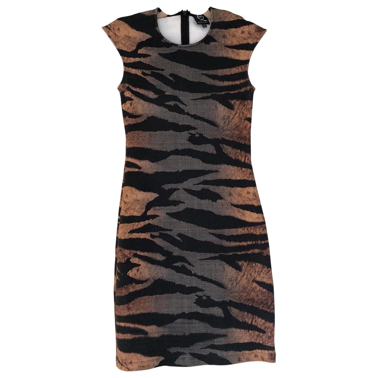 Mcq \N Kleid in Baumwolle