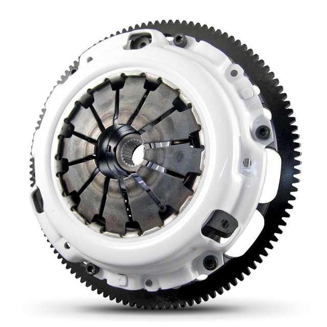 Clutch Masters 08240-HRC6-SK FX400 Single Clutch Kit Acura TSX 2.4L 6-Speed 09-13