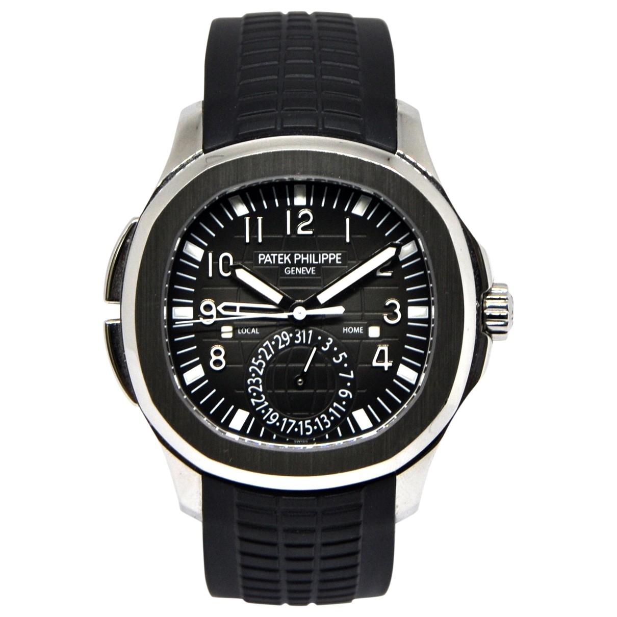 Patek Philippe Aquanaut Uhr in Stahl