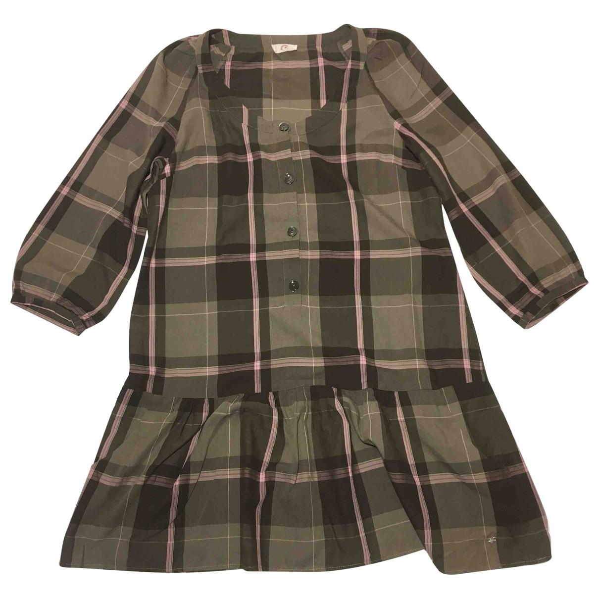 Des Petits Hauts \N Kleid in Baumwolle