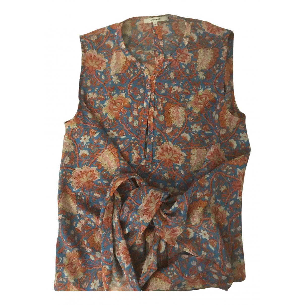 Carven N Multicolour dress for Women 40 FR