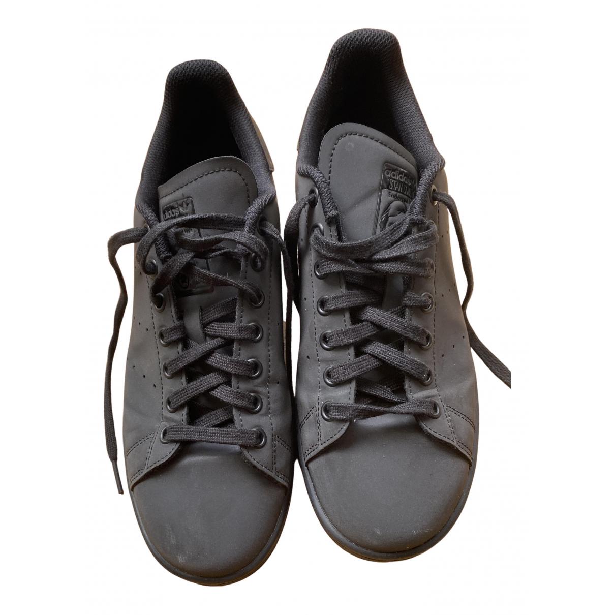Adidas - Baskets Stan Smith pour homme - noir