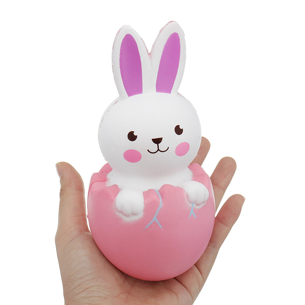 Rabbit Animal Squishy Slow Rising Toy Gift Decor Collection With Packing