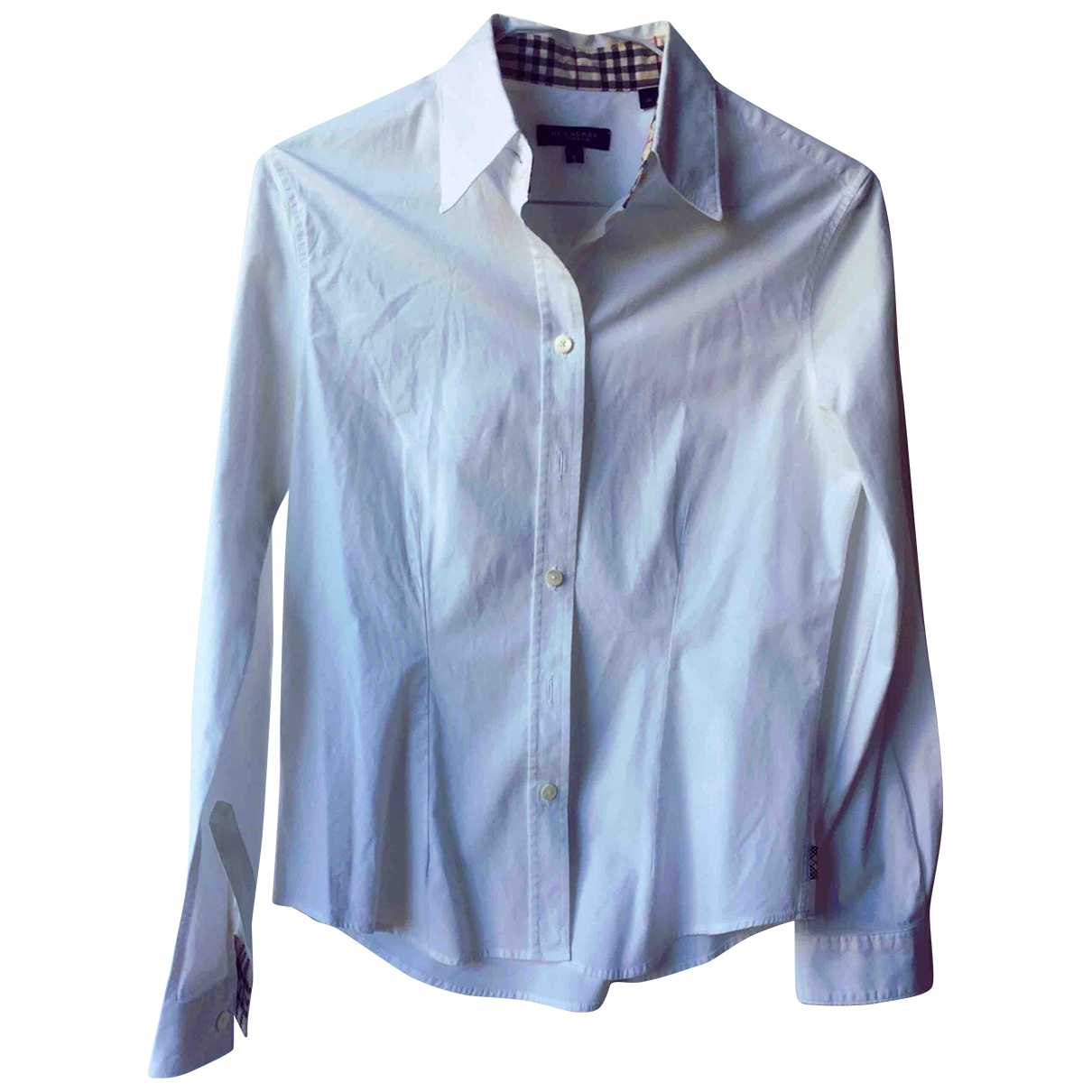 Burberry N White Cotton  top for Women S International
