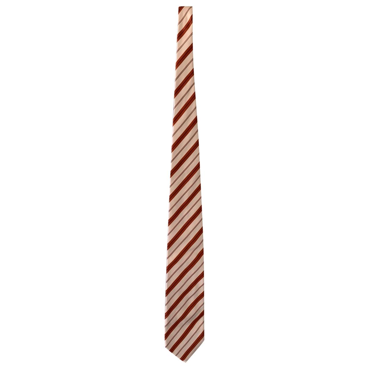 Pal Zileri \N Krawatten in  Bunt Seide