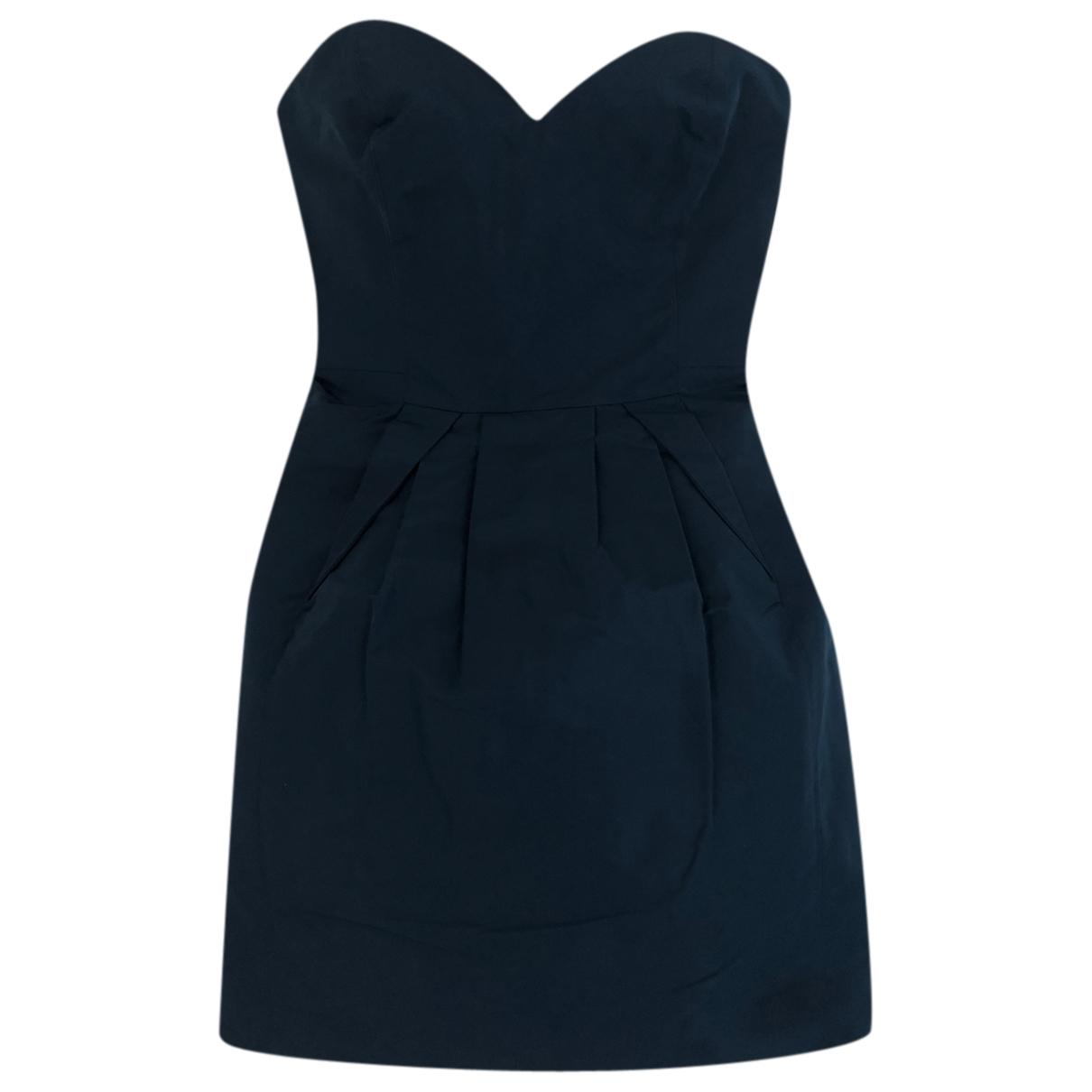 Miu Miu \N Kleid in  Blau Polyester