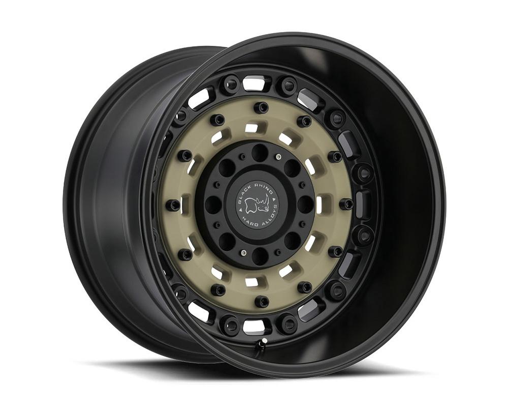 Black Rhino Arsenal Wheel 18x8  6x130 38mm Sand On Black