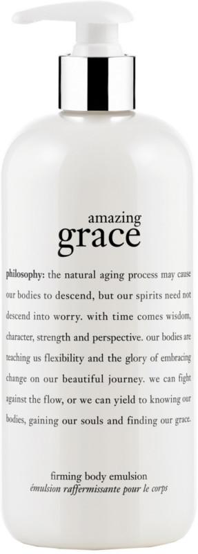 Amazing Grace Perfumed Firming Body Emulsion - 16oz