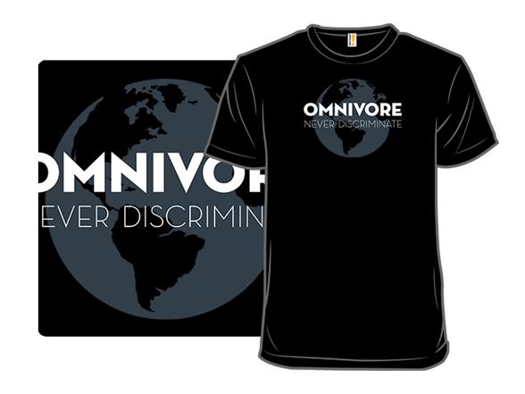 Omnivore T Shirt