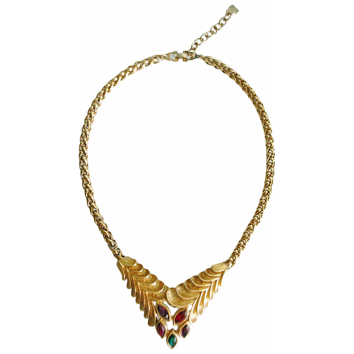 Lanvin \N Gold Metal necklace for Women \N