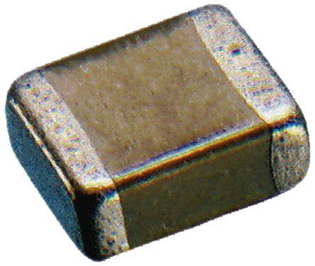 Murata , 1206 (3216M) 47pF Multilayer Ceramic Capacitor MLCC 1kV dc ±5% , SMD GRM31A7U3A470JW31D (25)