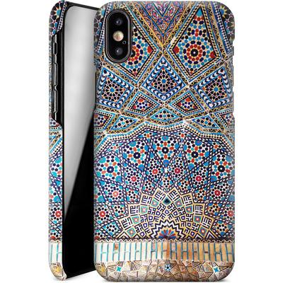 Apple iPhone X Smartphone Huelle - Iranian Mosaic von Omid Scheybani
