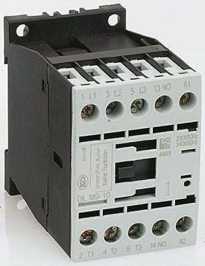 Eaton 3 Pole Contactor - 7 A, 110 V ac Coil, xStart, 3NO, 3 kW