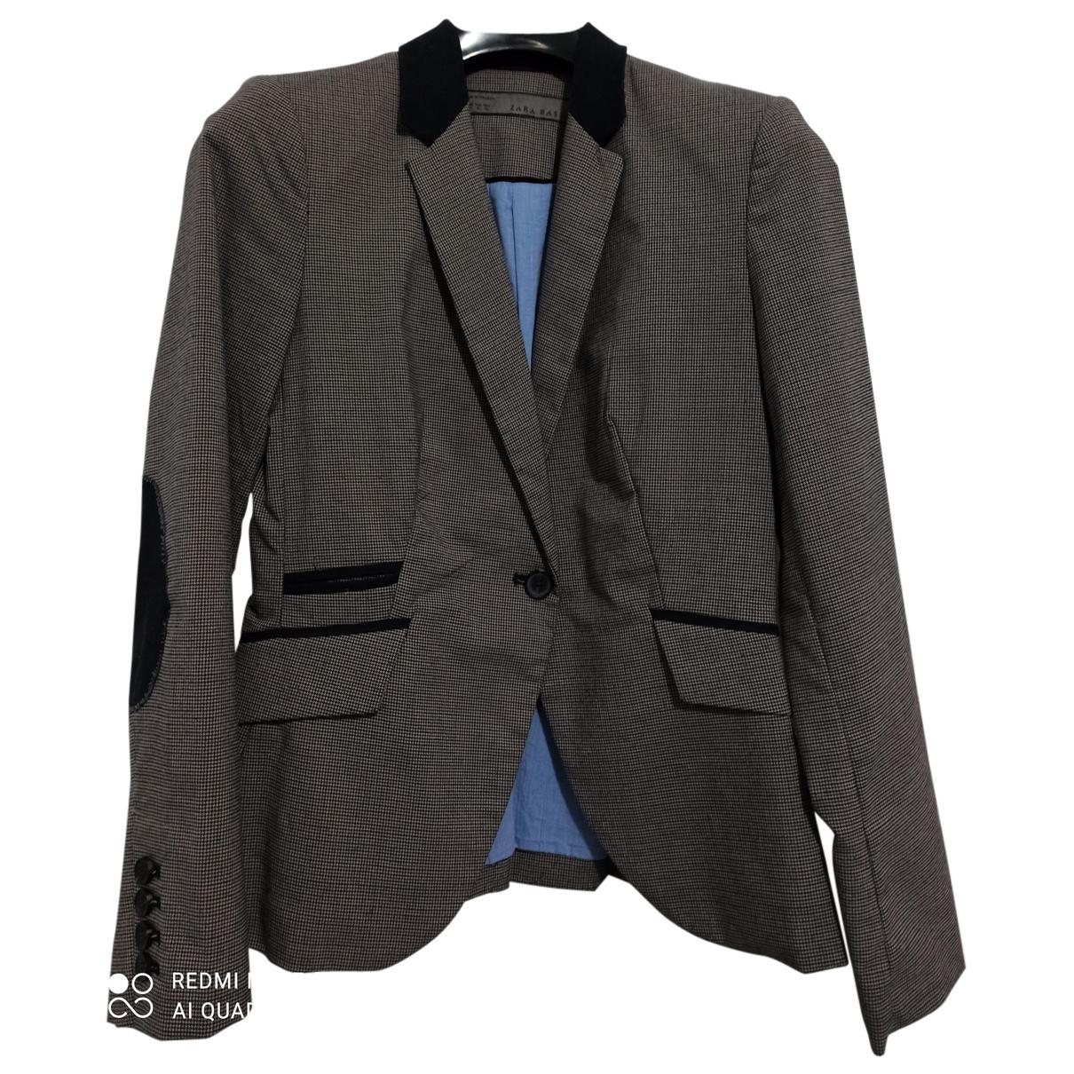 Zara N Blue jacket for Women M International