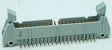 3M , 3000, 20 Way, 2 Row, Right Angle PCB Header