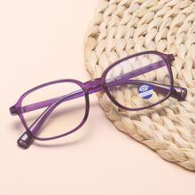 Anti-blaues Licht Brille mit quadratischem Rahmen