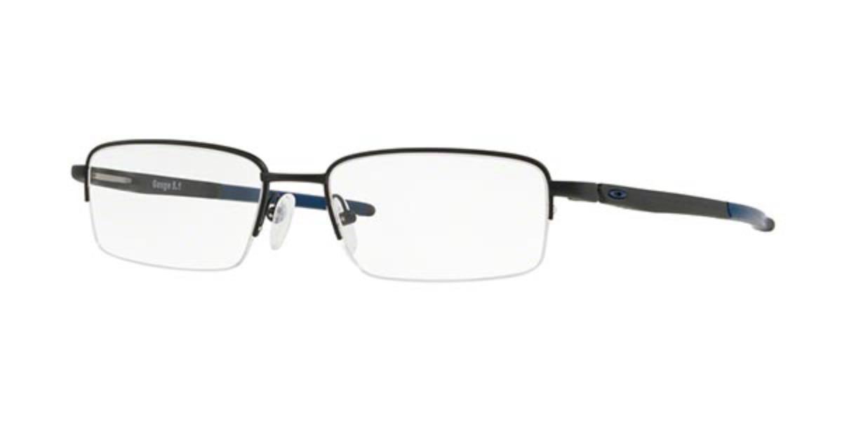 Oakley OX5125 GAUGE 5.1 512505 Mens Glasses Black Size 52 - HSA/FSA Insurance - Blue Light Block Available