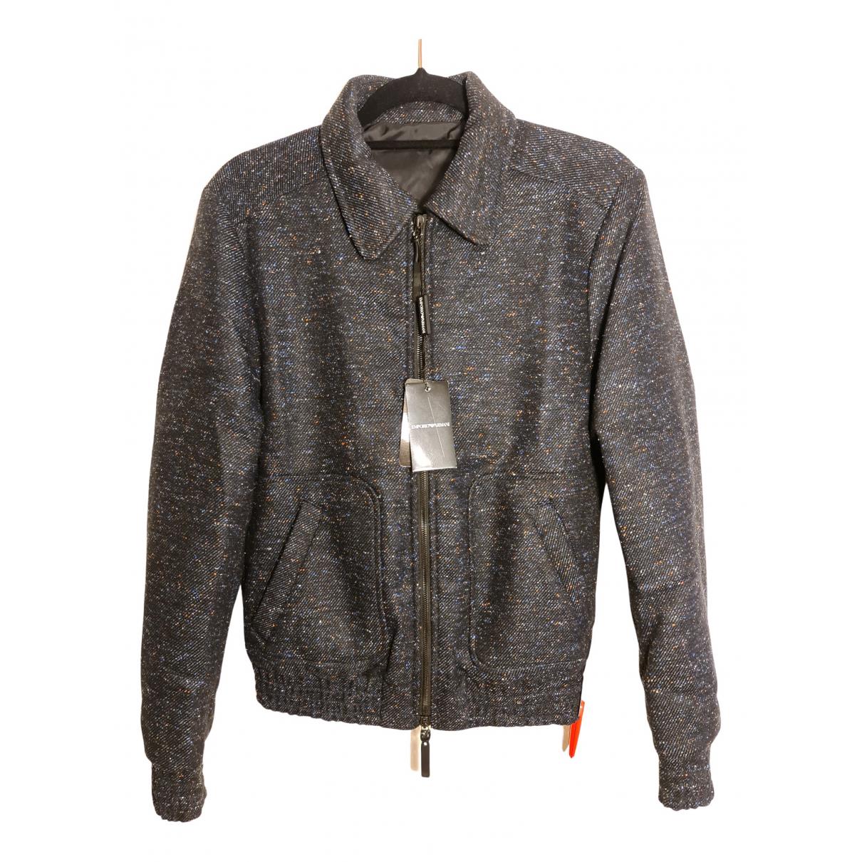 Emporio Armani \N Black jacket  for Men S International
