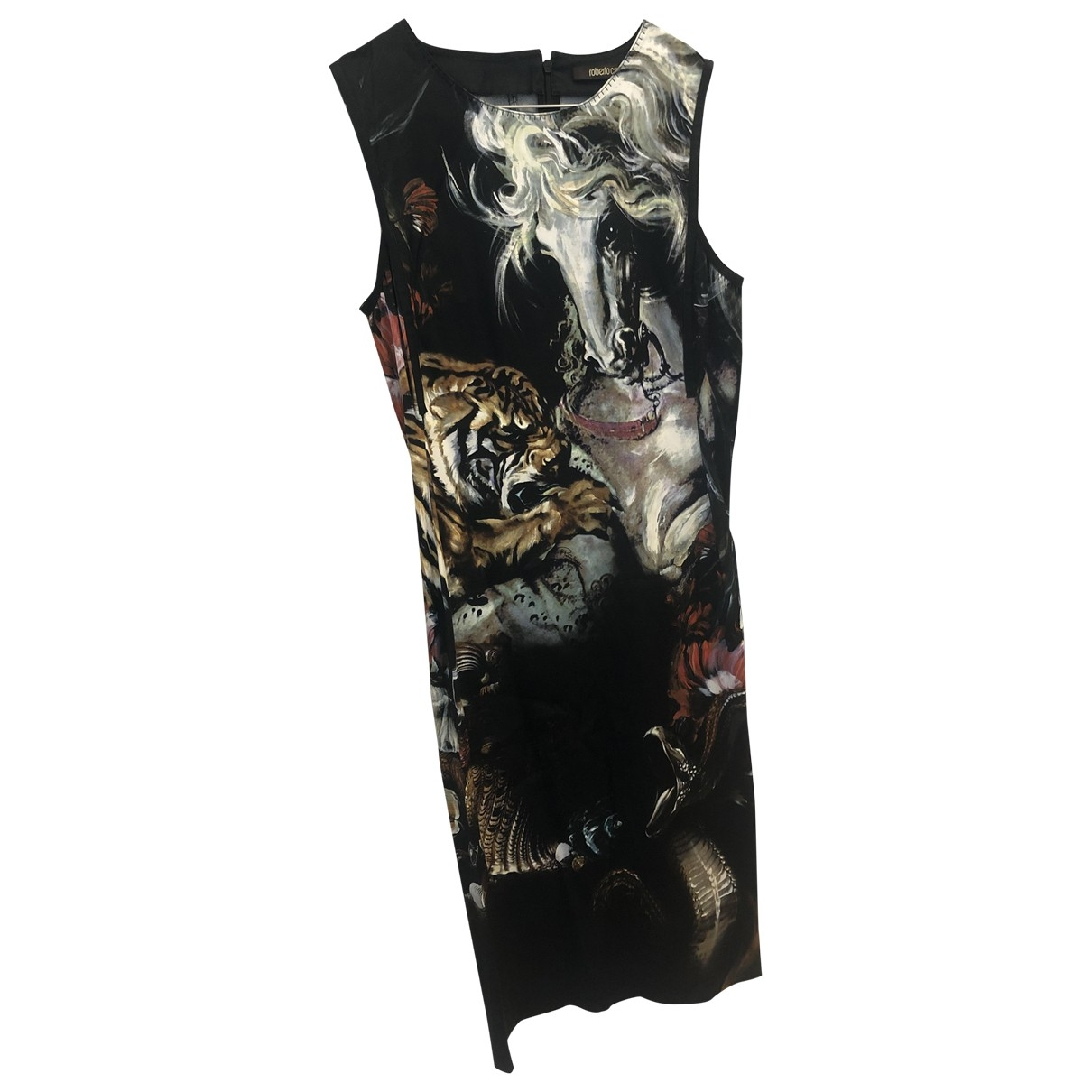 Roberto Cavalli \N Multicolour dress for Women 44 IT
