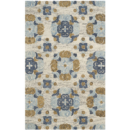 Safavieh Malcolm Hand Tufted Area Rug, One Size , Beige