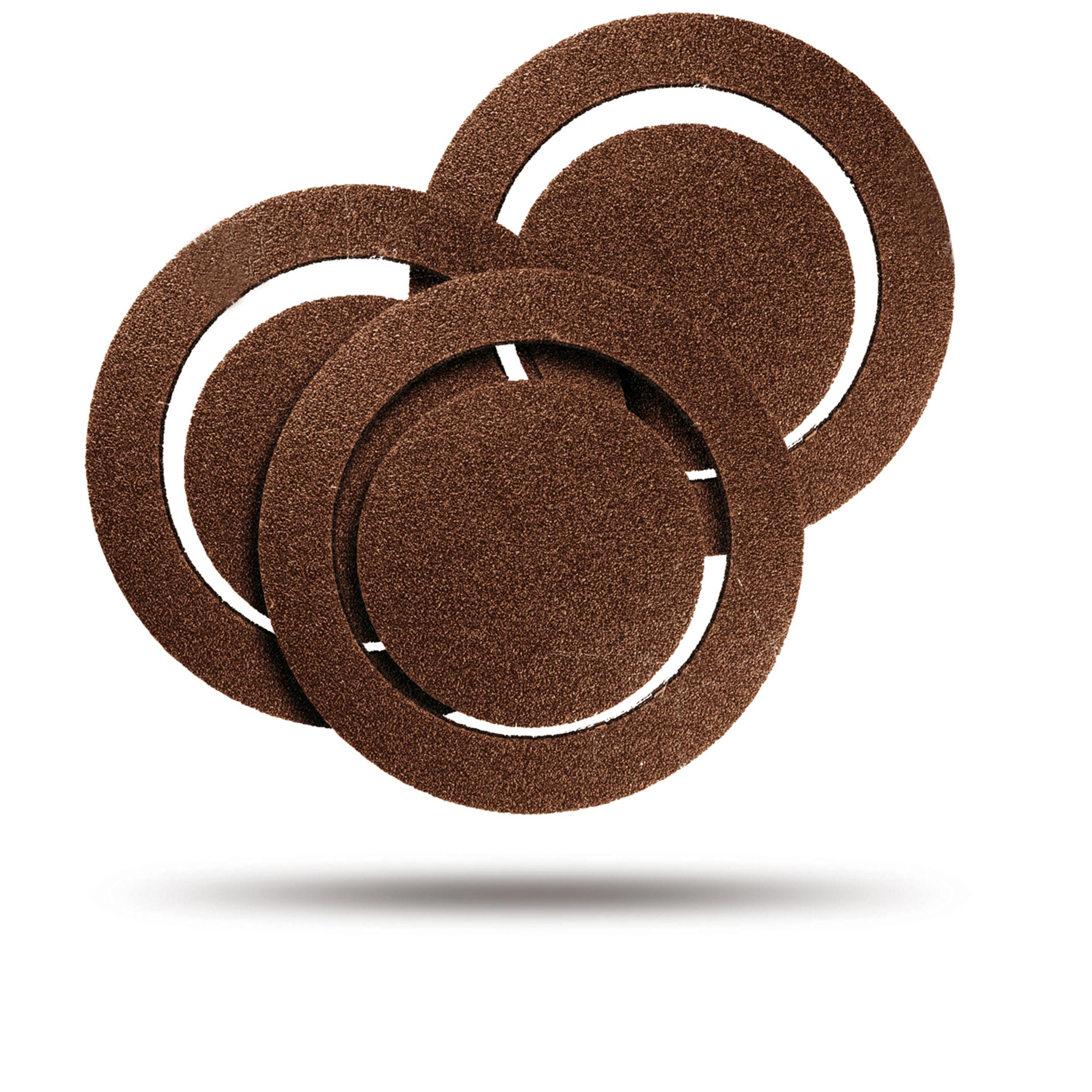 Vibrafree Sanding Disc, 220 grit, 5pc