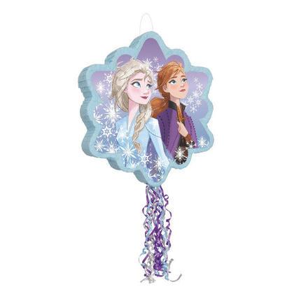 Frozen 2 Shaped Drum Pull Piñata  Pour la fête d'anniversaire