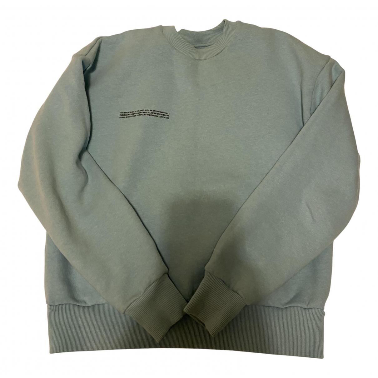 The Pangaia - Pull   pour femme en coton - bleu