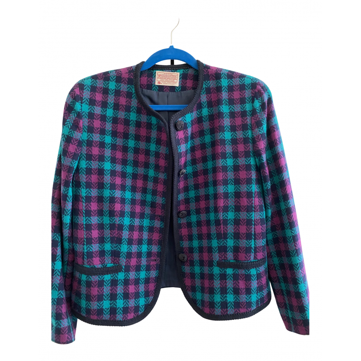 Pendleton N Multicolour Wool jacket for Women S International