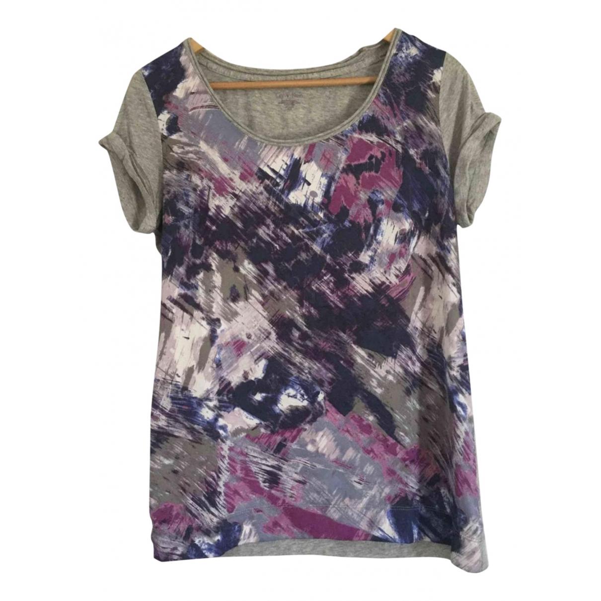 Calvin Klein N Pink Cotton  top for Women M International