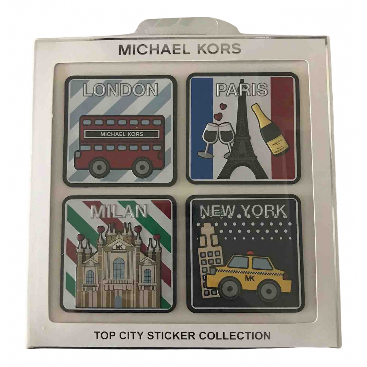 Michael Kors - Objets & Deco   pour lifestyle en cuir - multicolore