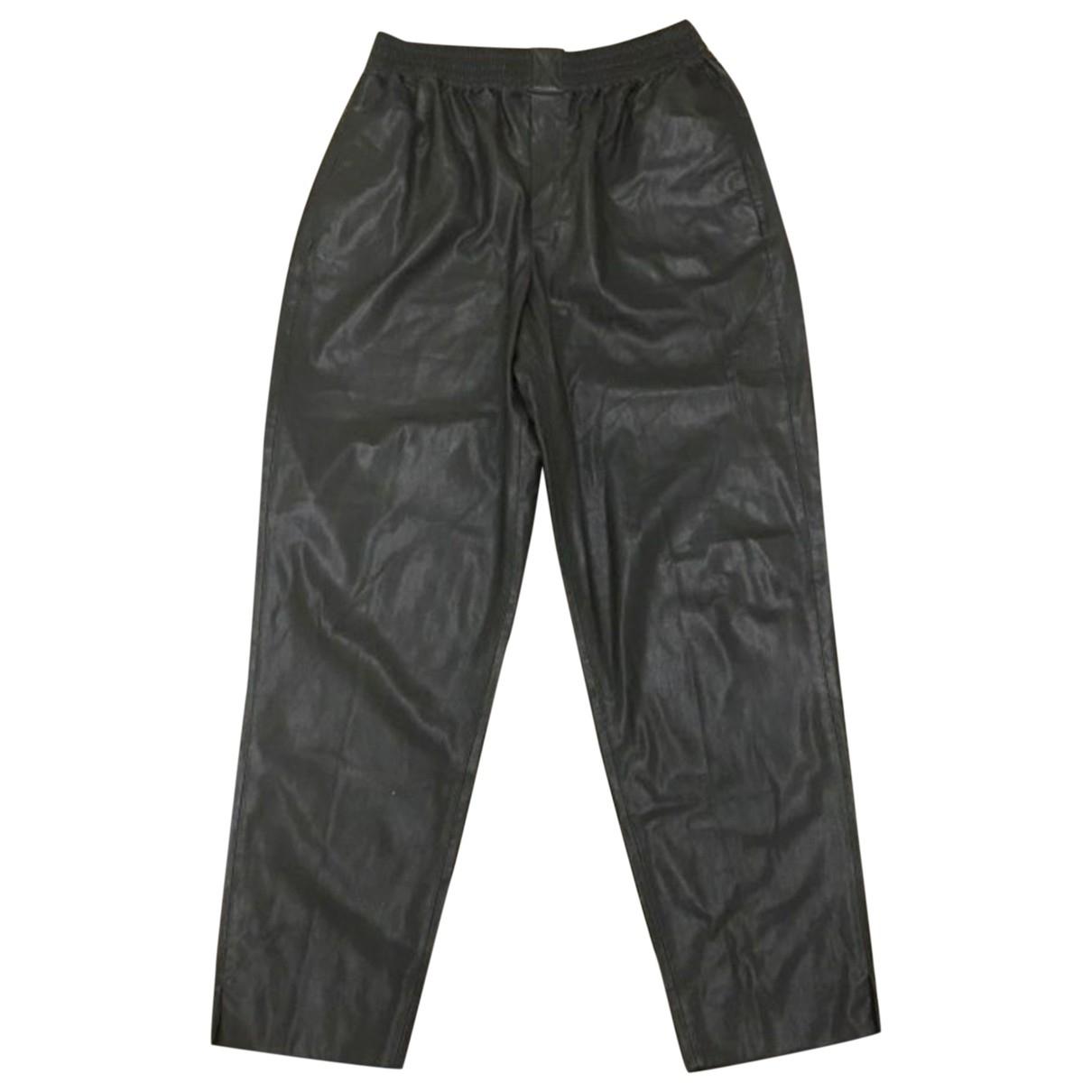 Zara \N Green Trousers for Women S International