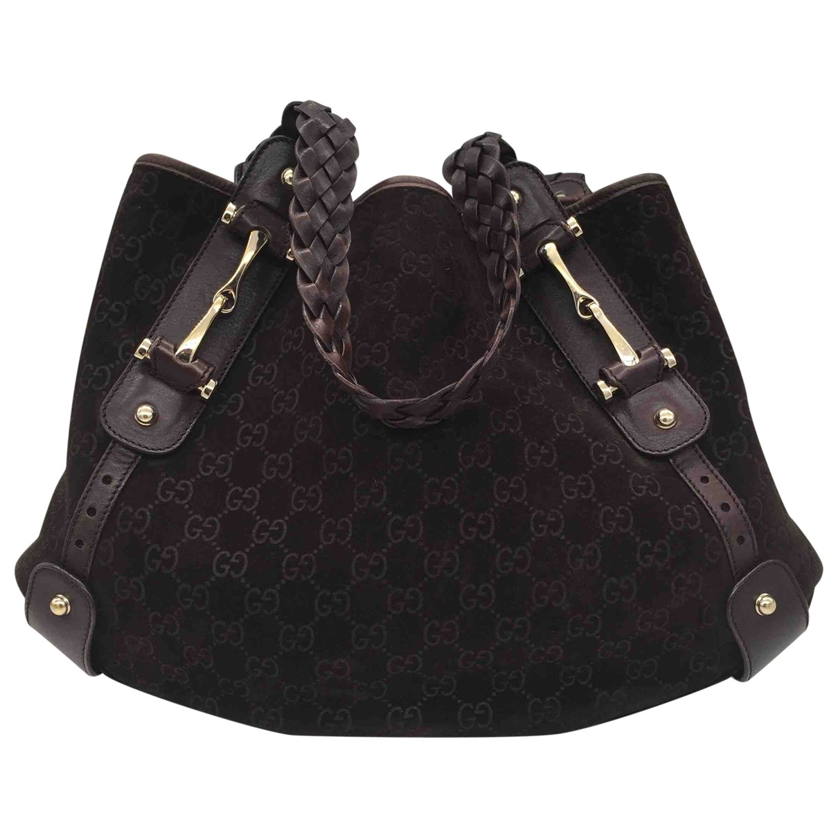 Bolso  Pelham de Lona Gucci
