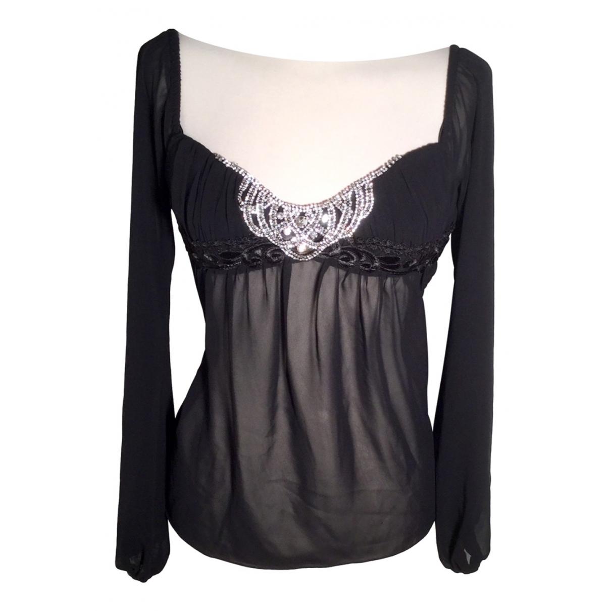 Dolce & Gabbana \N Black Glitter  top for Women S International