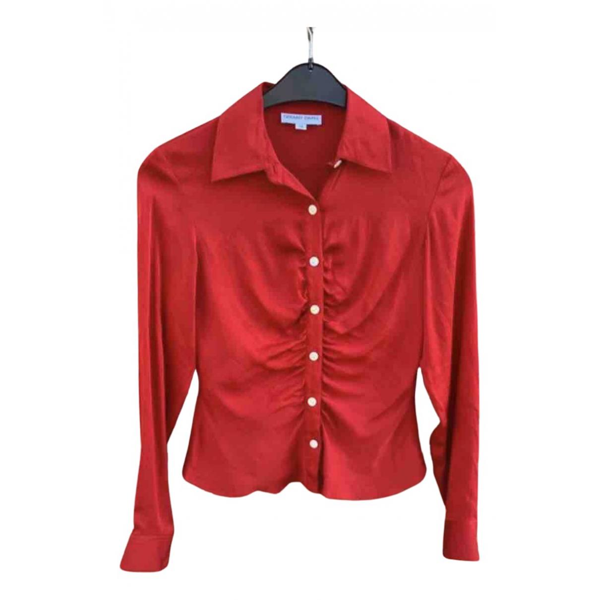 Gerard Darel - Pull   pour femme - rouge