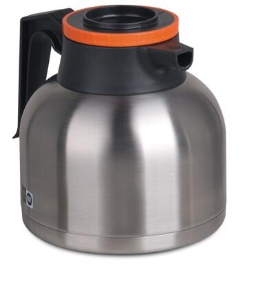 40163.0101 1.9L Thermal Carafe Portable Server With 64oz. Capacity  Unbreakable Stainless Steel  Vacuum Insulation  in Stainless