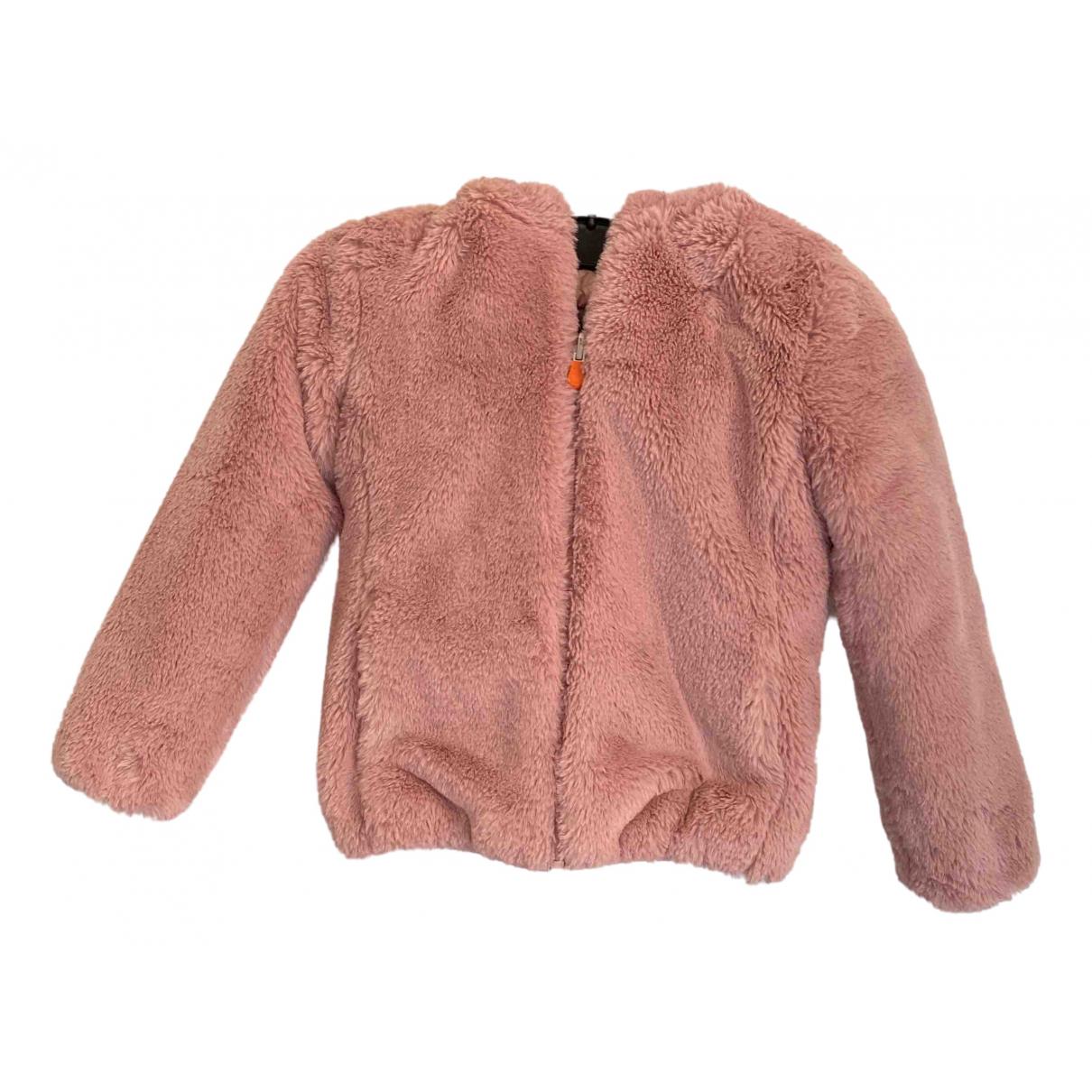 Save The Duck - Blousons.Manteaux   pour enfant - rose