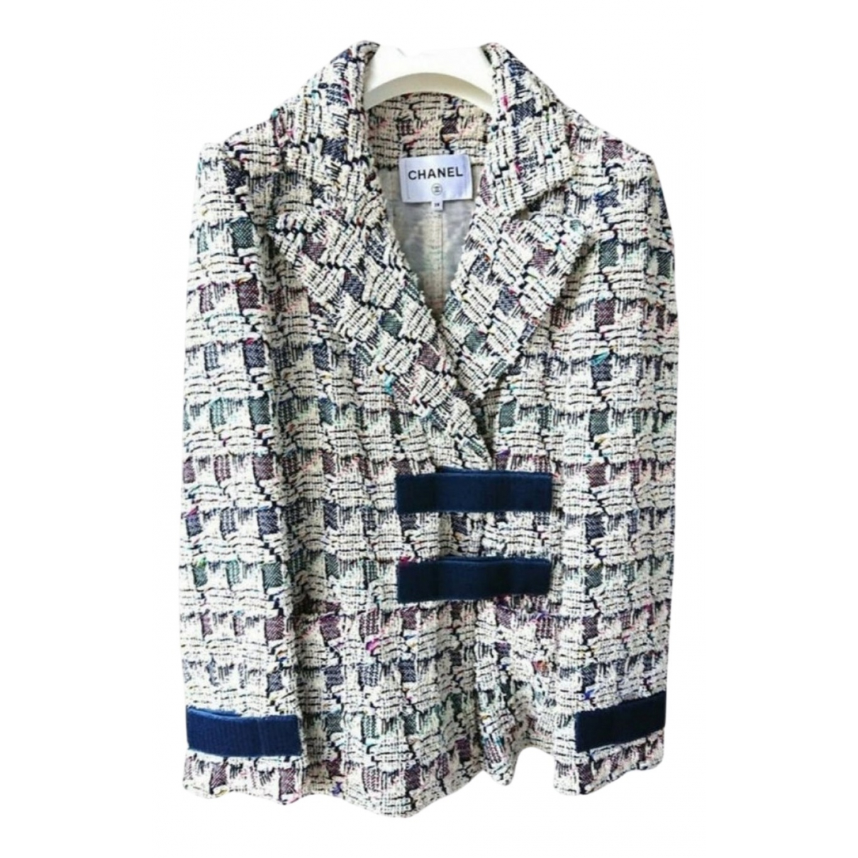 Chanel \N Multicolour Tweed jacket for Women 38 FR